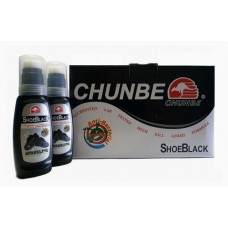 Chunbe Shoe Black 1106SB 120ml (1x24)