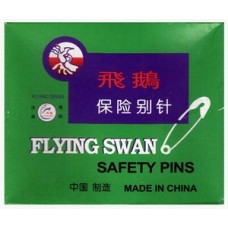 Swans Safety Pin 00#-Gold