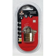 KINGKONG 985000 Brass Padlock 20mm