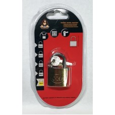 KINGKONG 985002 Brass Padlock 32mm