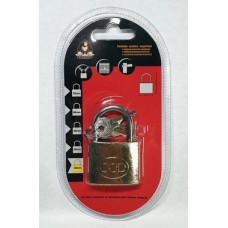 KINGKONG 985003 Brass Padlock 38mm