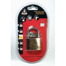KINGKONG 985004 Brass Padlock 50mm