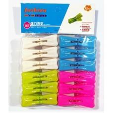PVC Cloth Peg 12's -YV023
