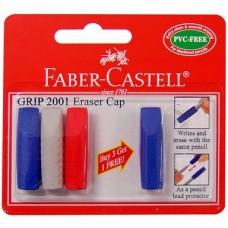 Grip Eraser Cap 3 + 1 187004