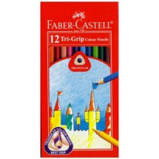 Faber Castell TRI Colour Pencil 12 l