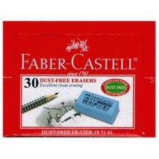 Faber Castell Dust Free Eraser  187161Colour