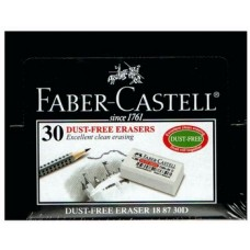 Faber Castell Dust Free Eraser 187086-30L