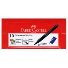 Faber Castell SLIM Permanent Marker Blue
