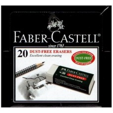 Faber Castell Dust Free Eraser 188520D