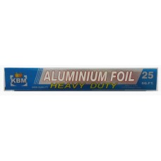 Aluminium Foil Twin Horse 15 mic x 25 SQ FT