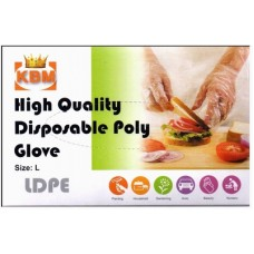 High Quality Disposable Poly Glove