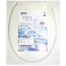 Toilet Seat Set Ideal 101 Truflo FTS-001011-1TKWHT