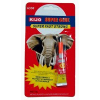 KIJO Super Glue 6330 red box
