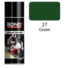 BOND 7 Spray Paint Green 27