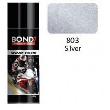 BOND 7 Spray Paint Silver 803